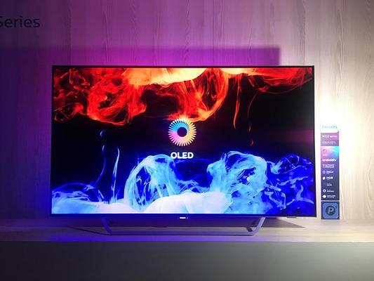 OLED TV Singapore - Philips 55OLED873