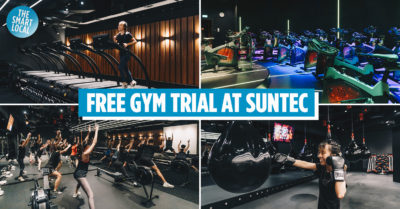 Pure Fitness Suntec