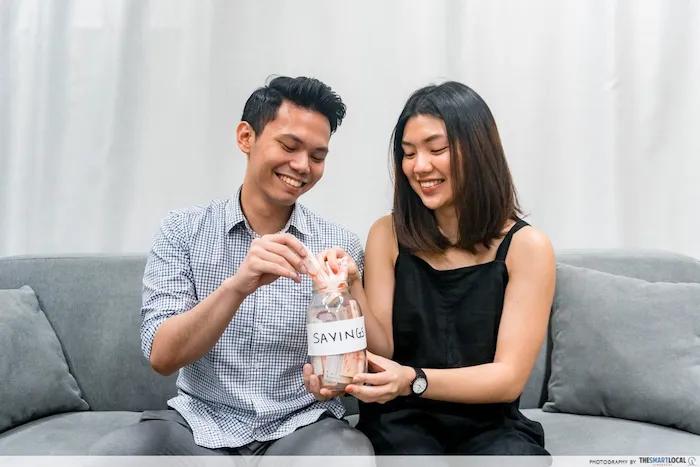 retrenchment-in-singapore - saving money