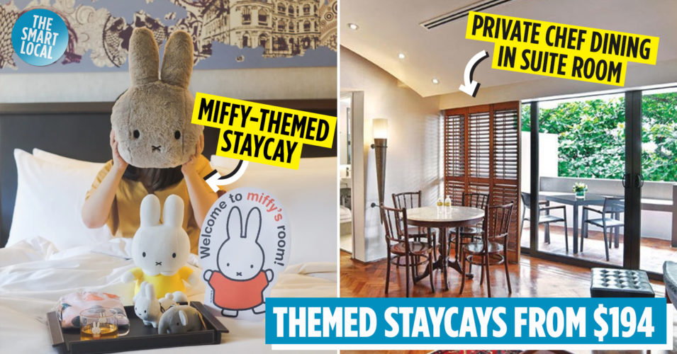 Themed Staycation Singapore