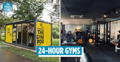 24 hour gyms