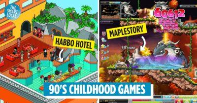90s online games