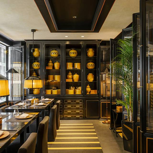 Anouska's Bar, Duxton Reserve, Best Bars Singapore