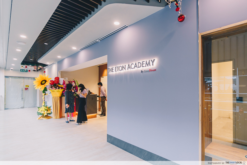 the eton academy outlet