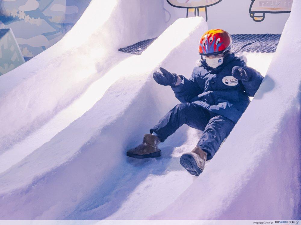 Christmas Deals 2020 - snow slide