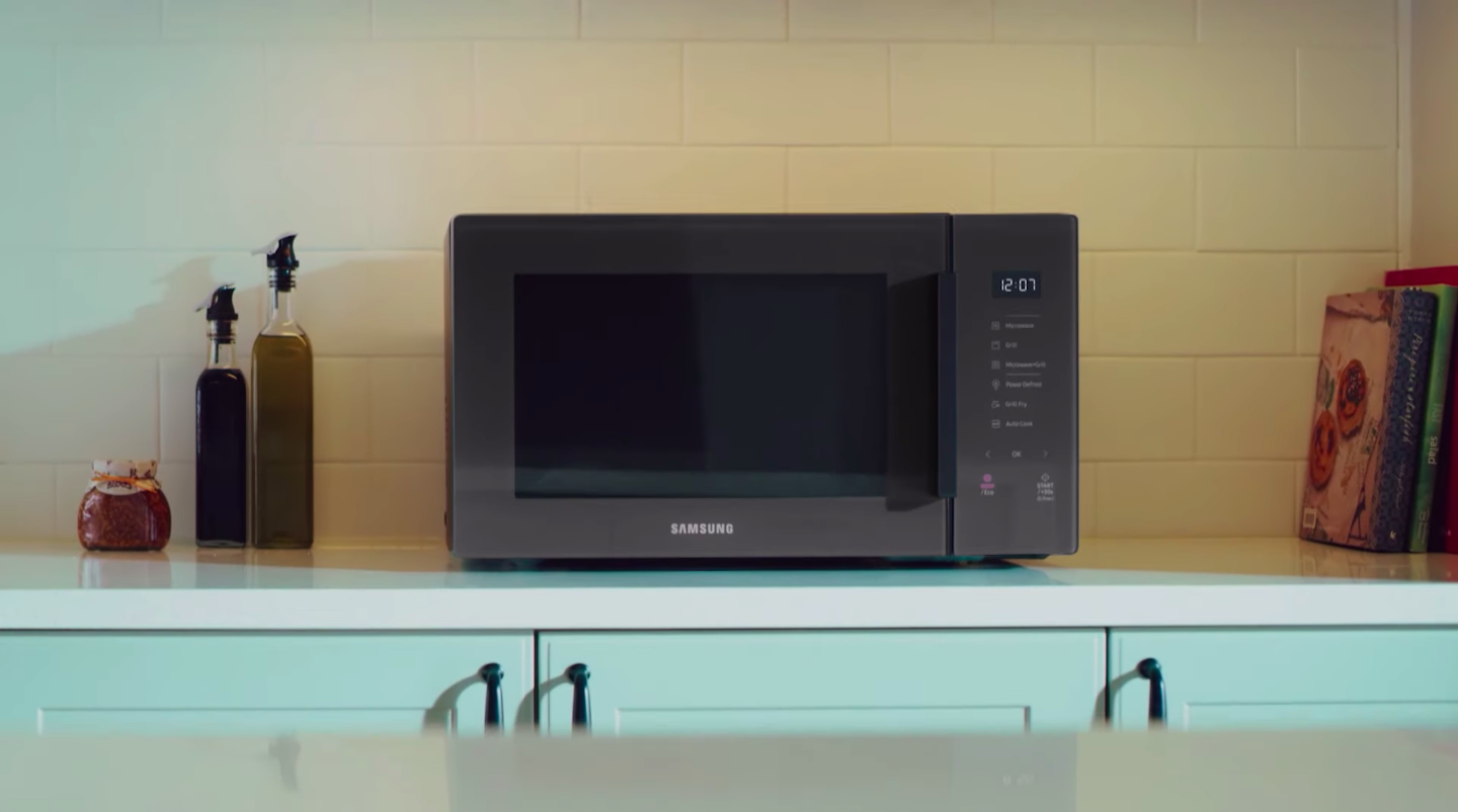Samsung Grill Microwave Oven