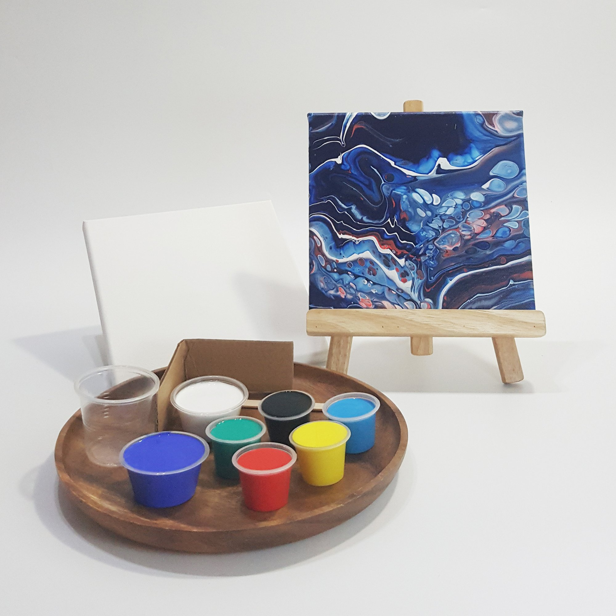 Make Your Own Acrylic Pour DIY Kit