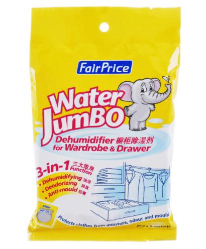 FairPrice Water Jumbo Dehumidifier Sachets