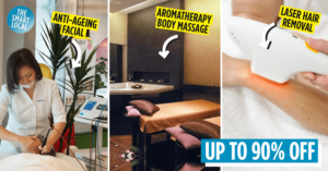 Discounted Pampering Services in Singapore