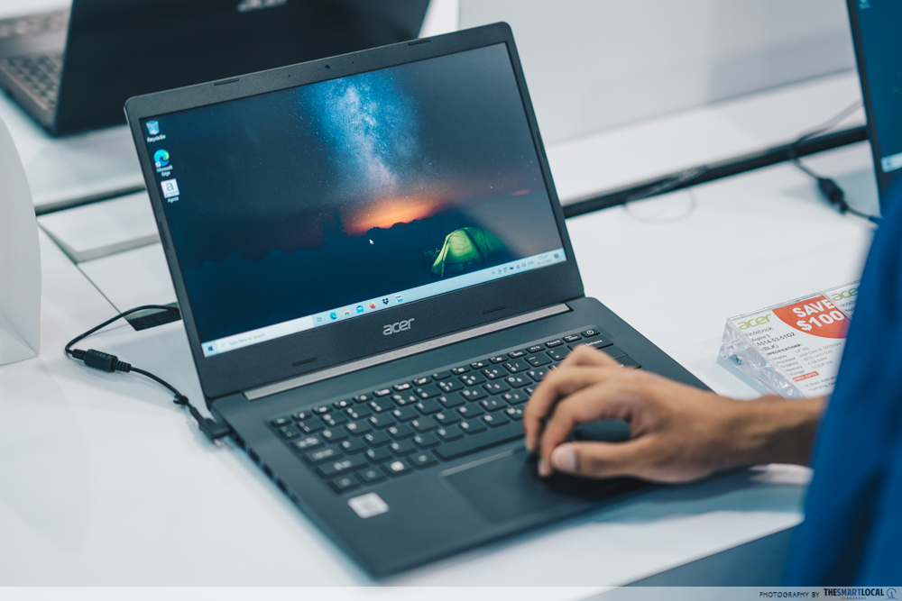 acer aspire 5, gain city tech show 2021