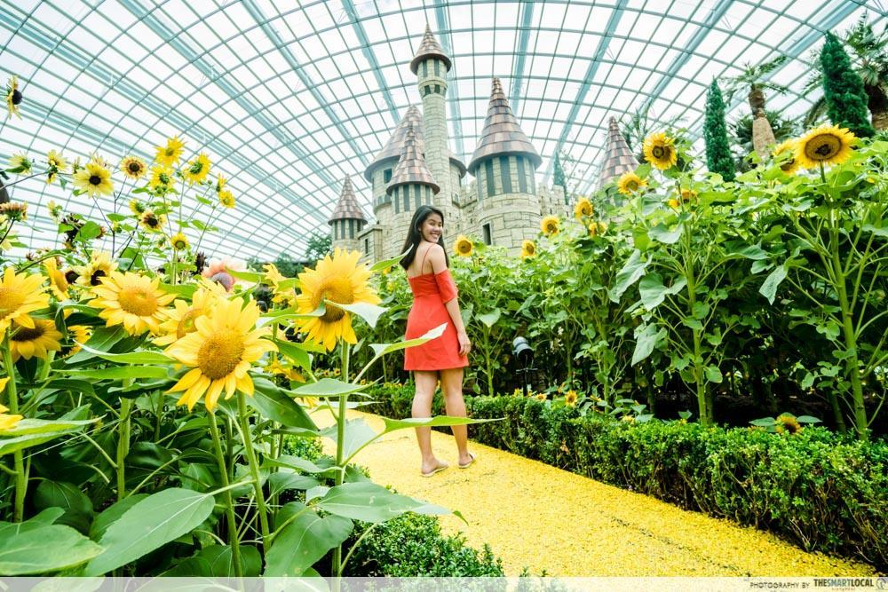 Flower Dome, Gardens by the Bay
