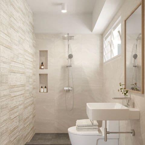 HDB Bathroom Renovation Tips - Window