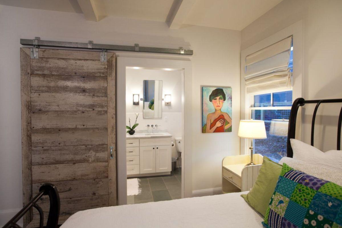 HDB Toilet Renovation Tips - Sliding Door
