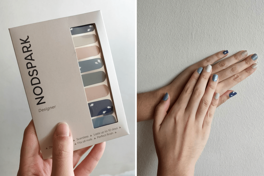 Nail Wraps Singapore - How To Quit Nail Biting