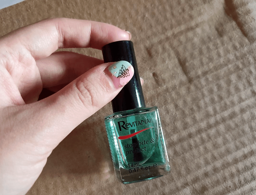 Anti-Bite Polish Bitter - How To Quit Nail Biting