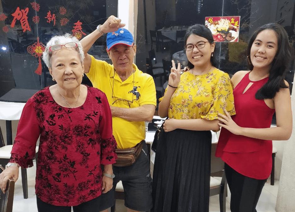 Elderly Grandparents Singapore