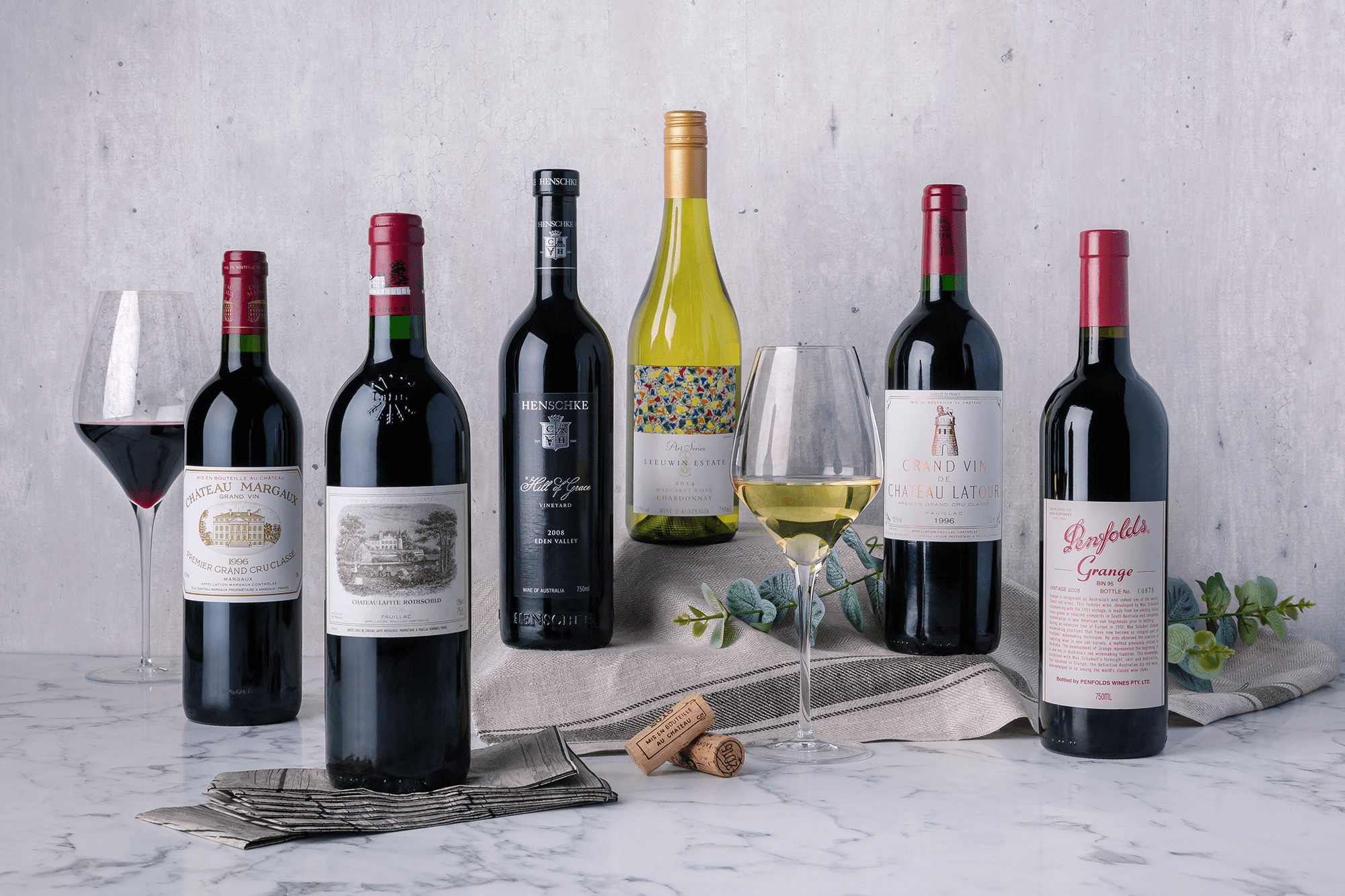 $21 wines at DFS - January 2021 Deals