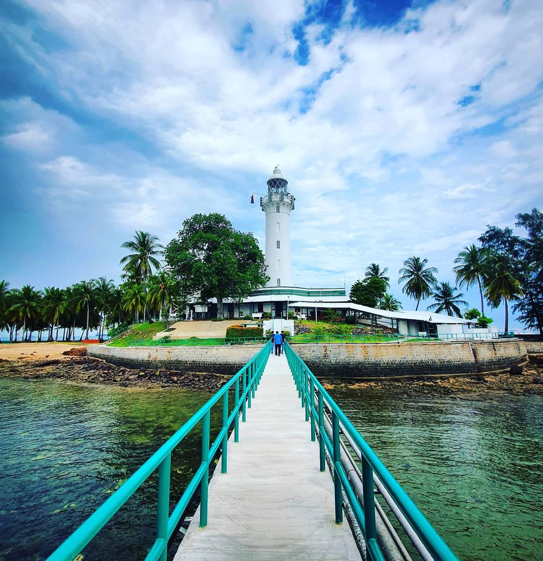 lighthouses in singapore