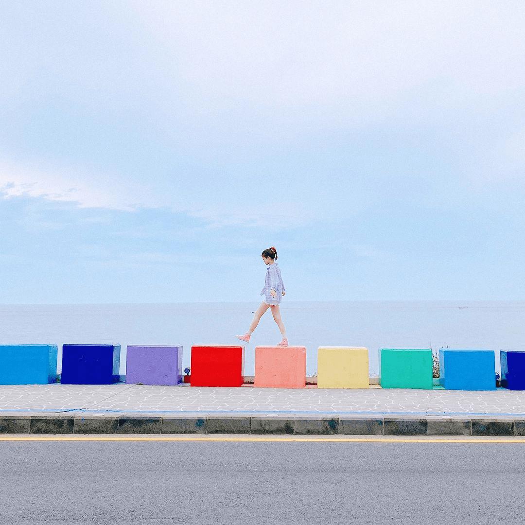 Things to do in Korea - Dodu-dong Rainbow Coastal Road