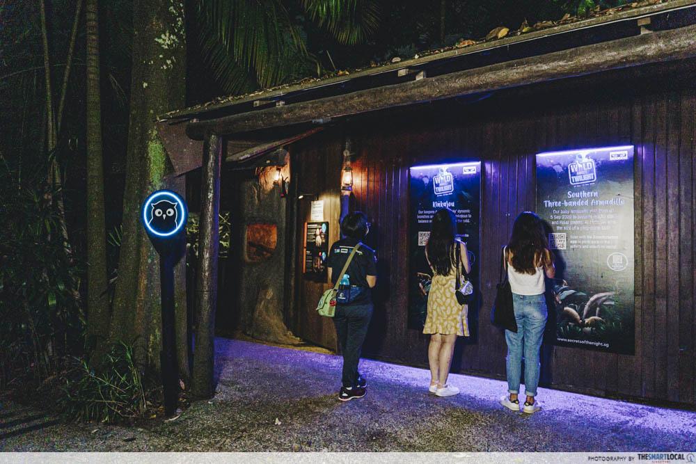 Wild About Twilight Digital Trails Night Safari