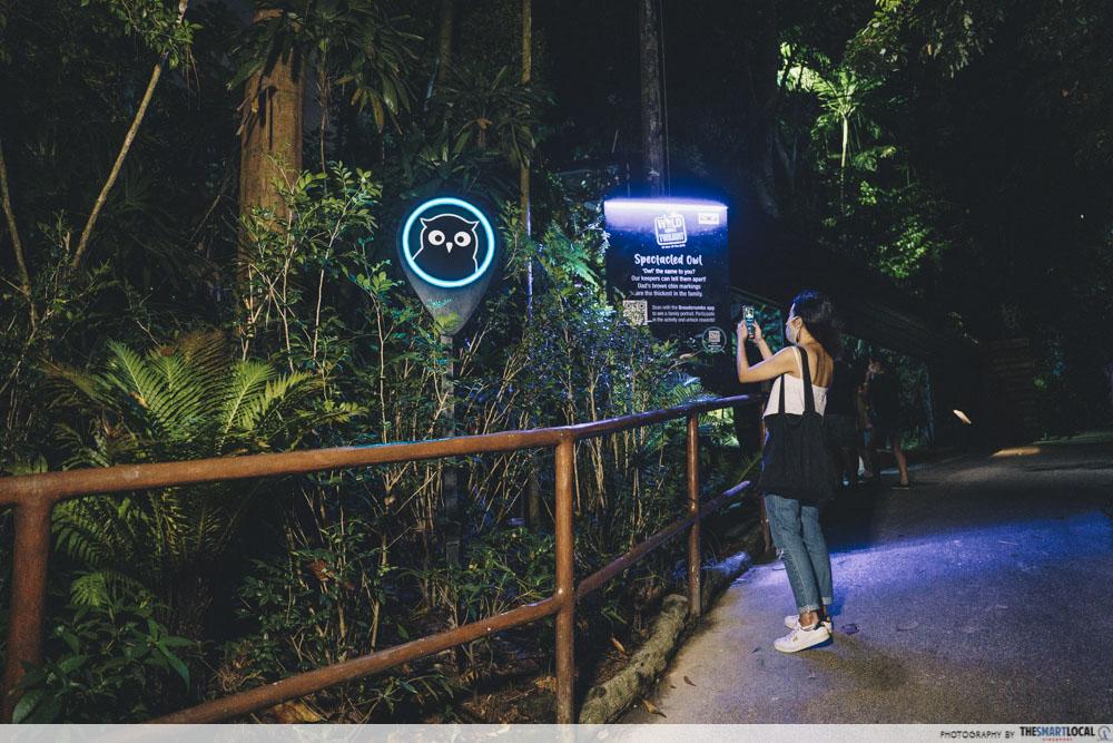 Night Safari Wild About Twilight - Digital Trail