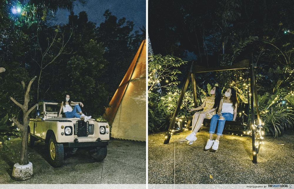 Night Safari Wild About Twilight - Photo Spots