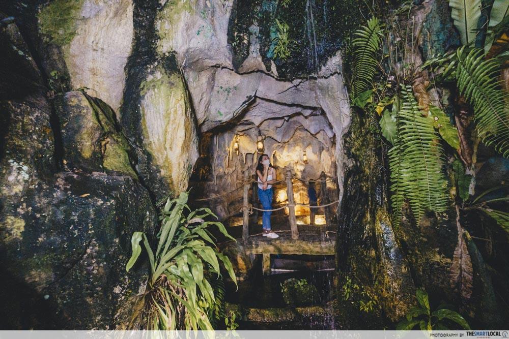 Night Safari - Naracoorte Cave