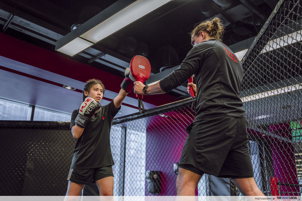 PURE Power Pack Supercharged - kick boxing