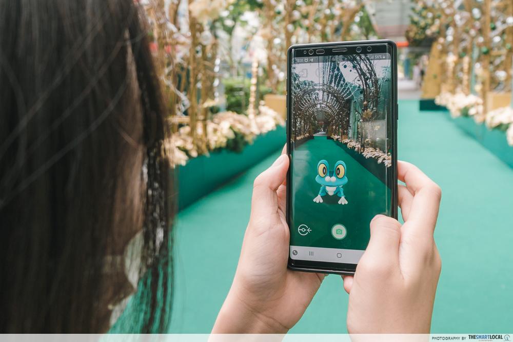 Pokemon GO - GO Snapshots