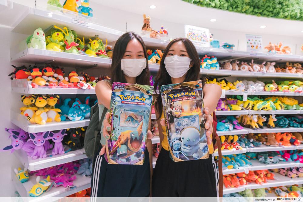 Pokemon Centre at Jewel Changi
