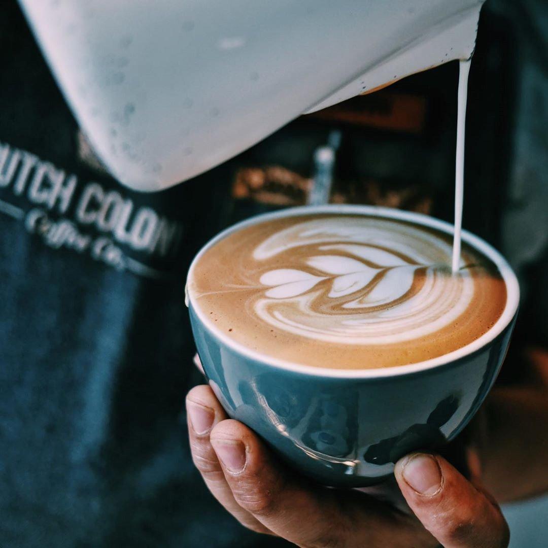 Coffee- causes heart burn