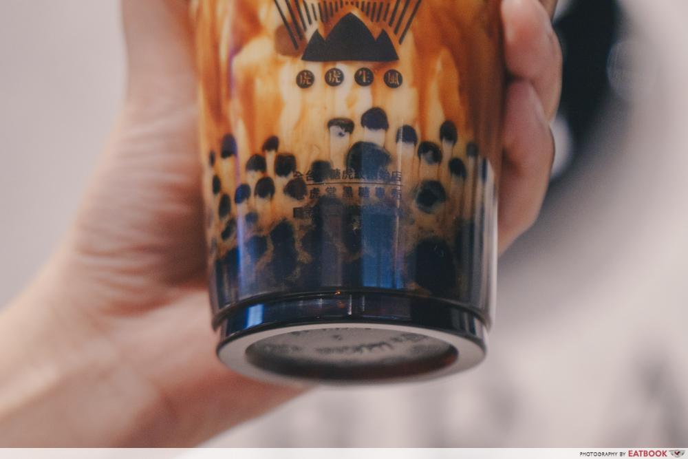 Bubble tea - Singaporean's favourite drink
