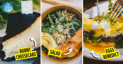 Popular foods in Singapore that causes digestive problems