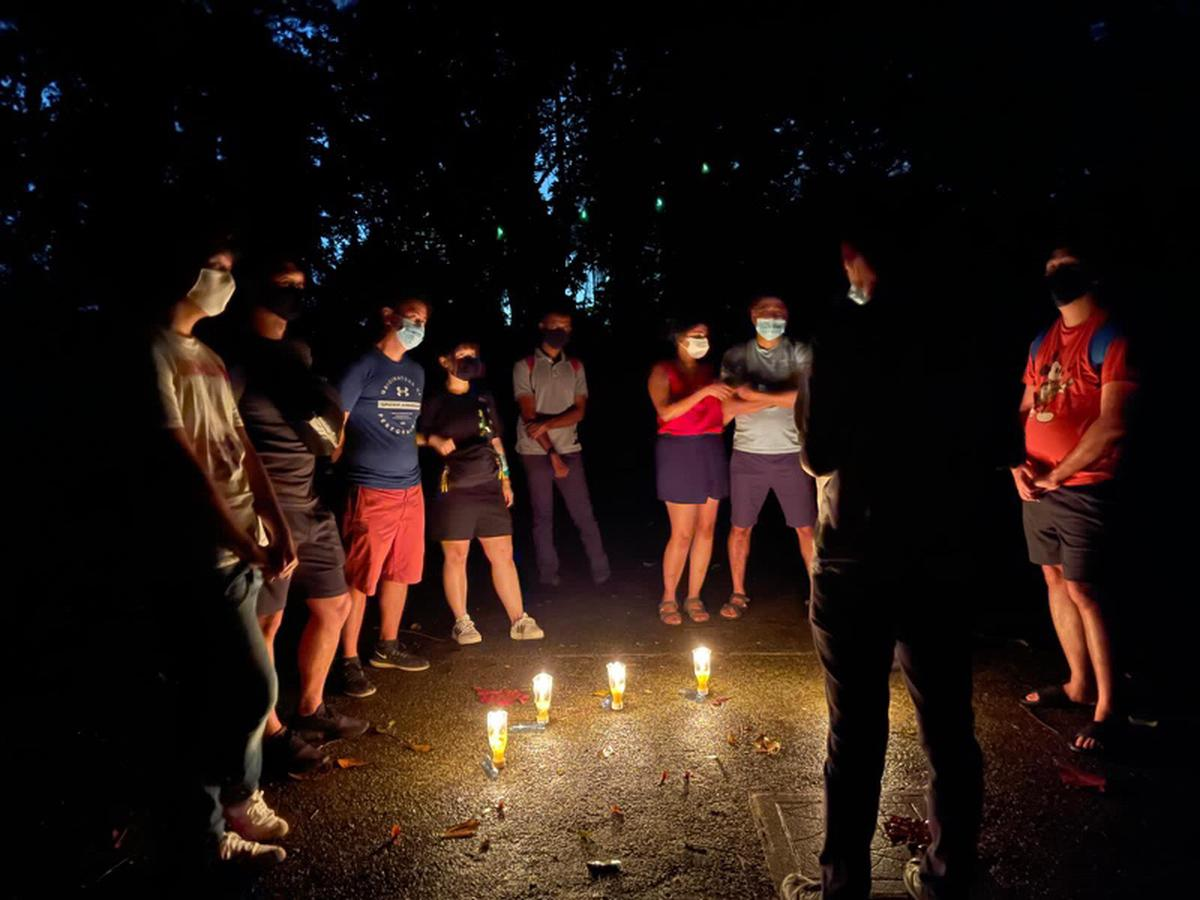 Creepy Tales of Singapore Ghost Tour