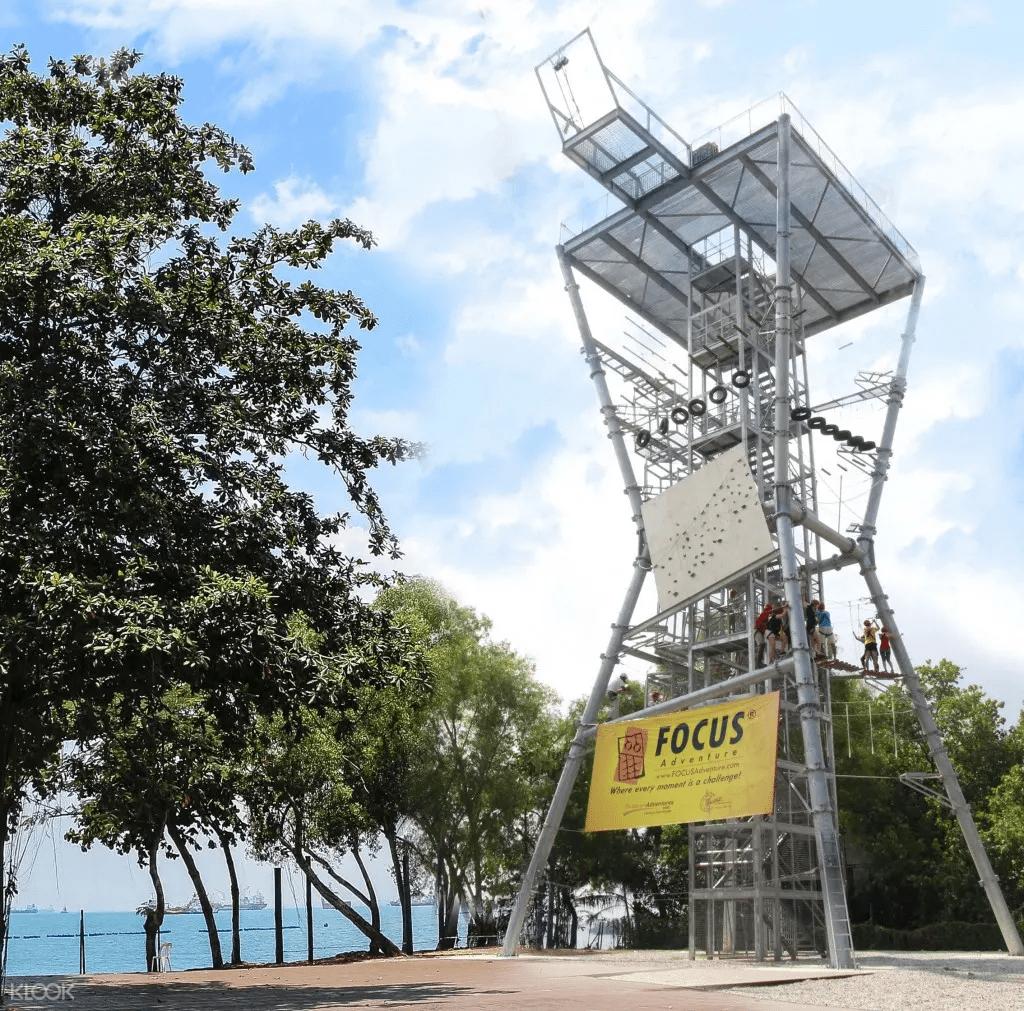 singaporediscover voucher adventures - Team Hourglass Challenge