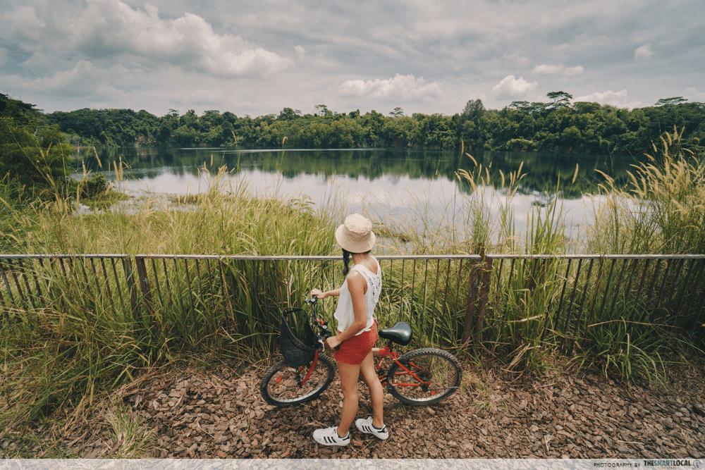 Pulau Ubin bike tour
