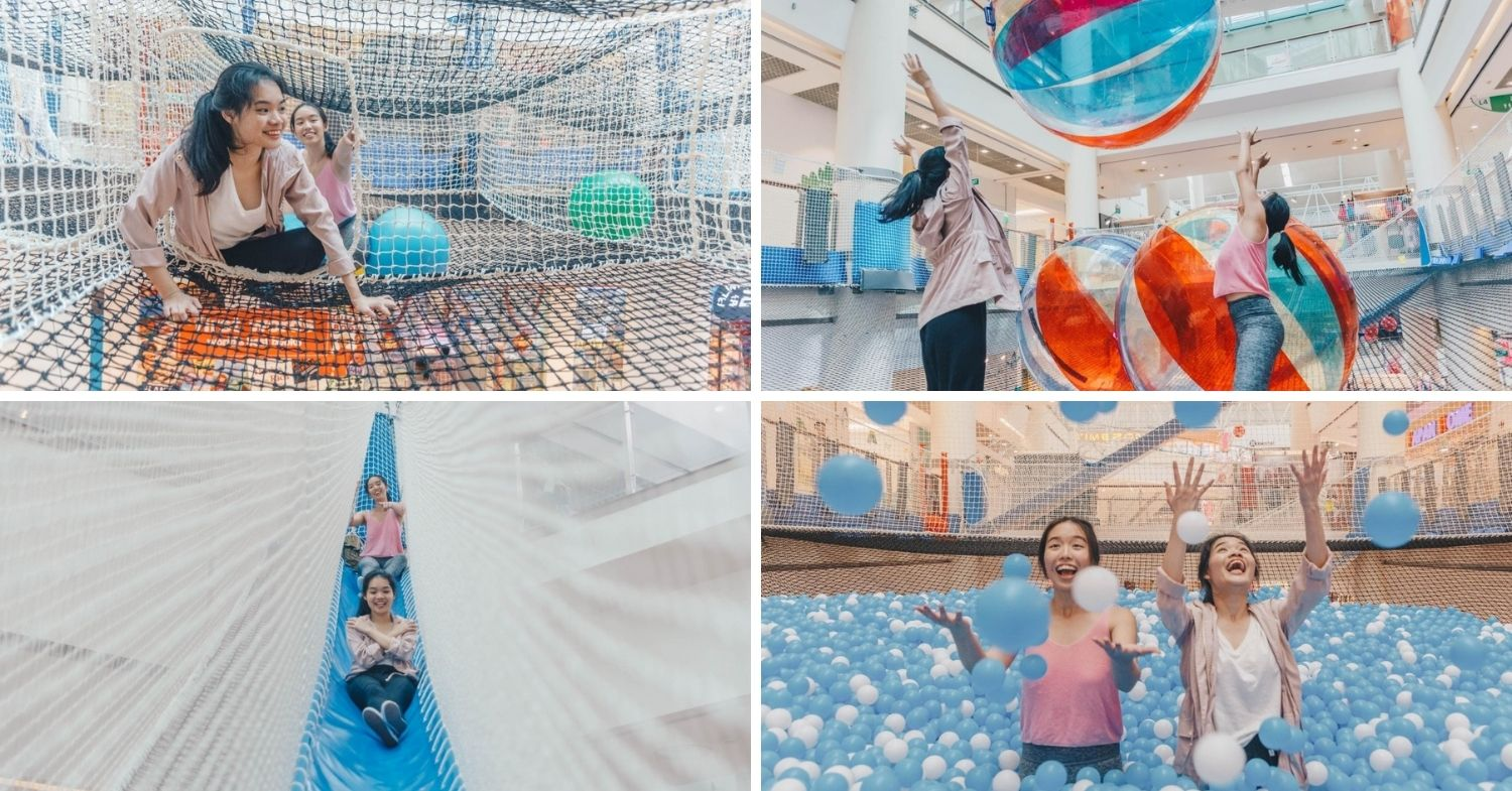 Things to do at airzone singapore