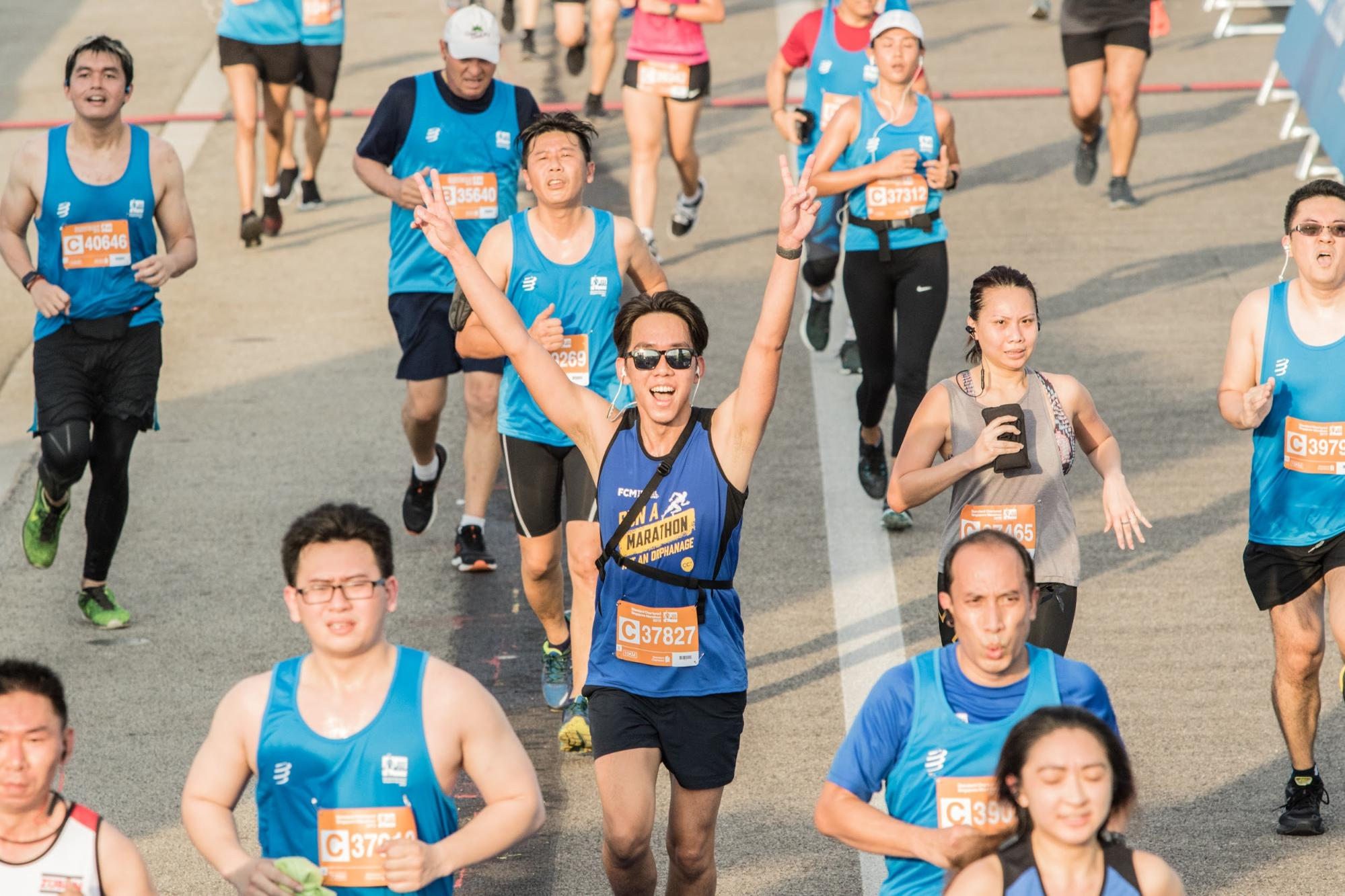 standard chartered singapore marathon, things to do december 2020