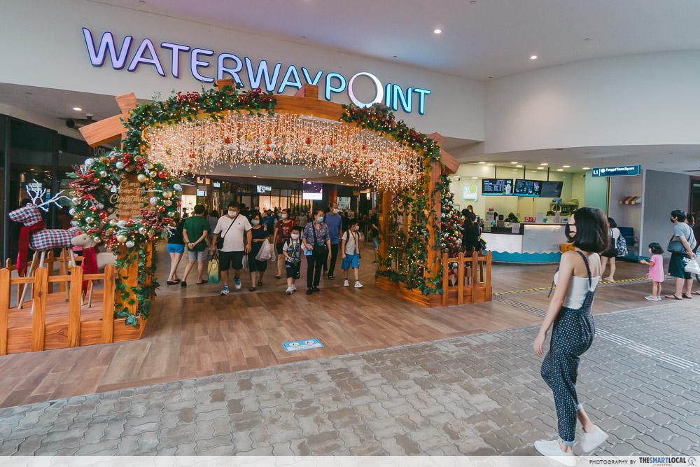 Waterway Point Singapore