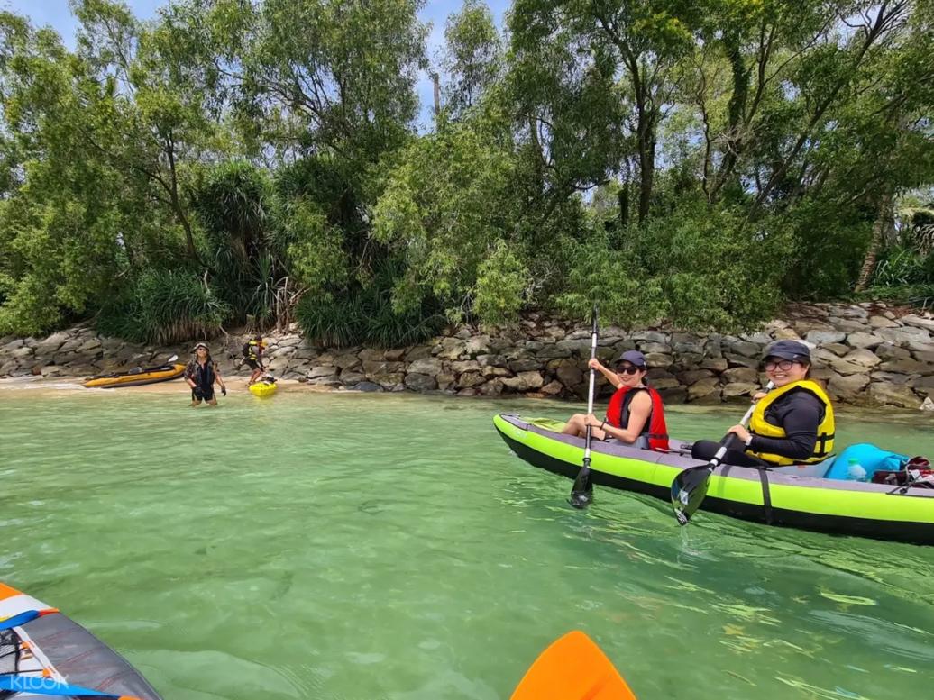 Klook Guided Kayak Tour