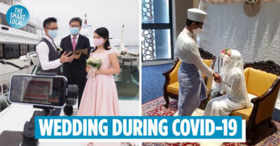 Wedding During Pandemic Singpore