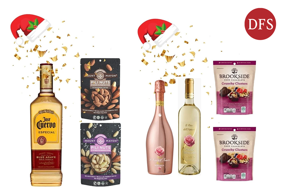 alcohol gifts for christmas