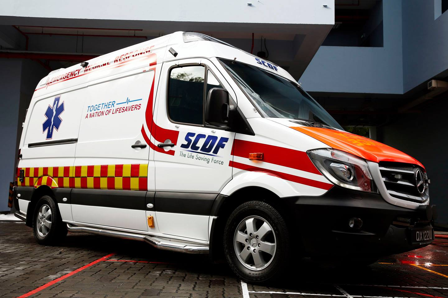 SCDF ambulances should only be called during real medical emergencies