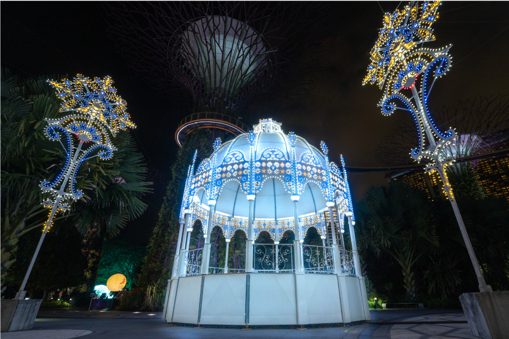 Cassa armonica by zenyum at gardens by the bay