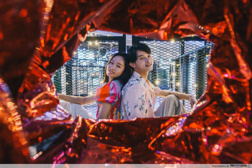 couple photography tips - Kaleidoscope vibes
