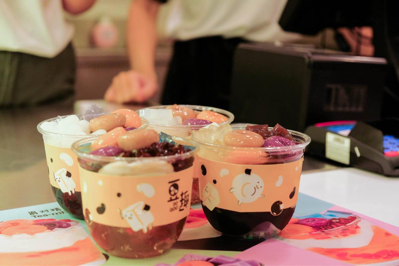 mr bean do qoo abacus seed dessert singapore
