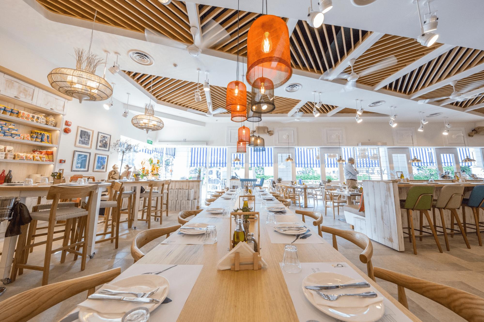 Bakalaki Greek Taverna- group-friendly dining