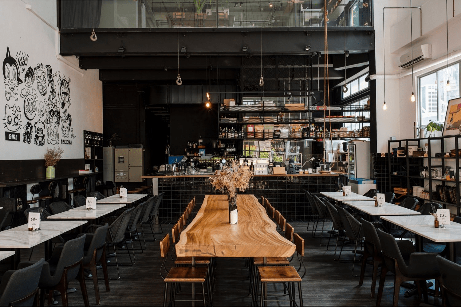 The Refinery - group-friendly dining