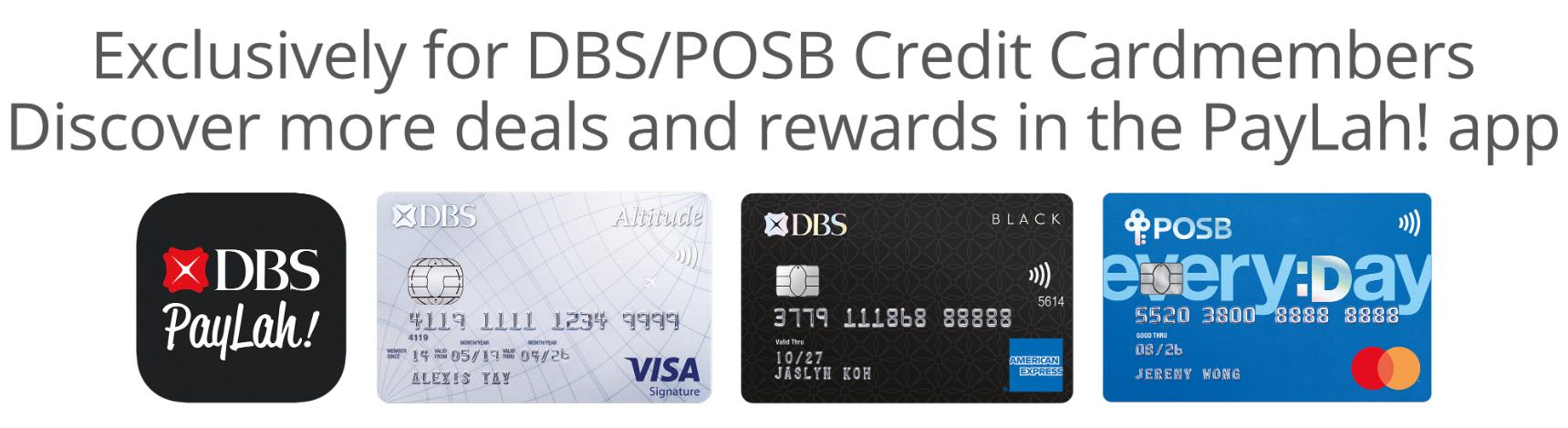 DBS exclusive