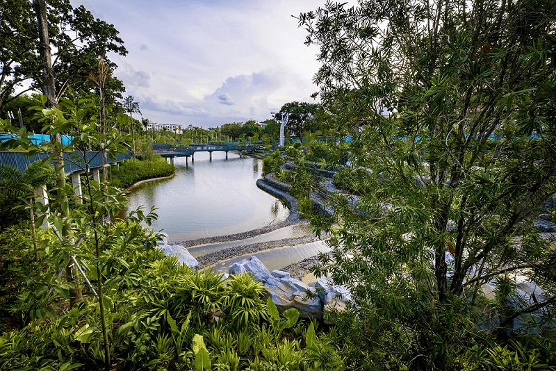 NTU's Yunnan Garden - New attractions in Singapore 2020